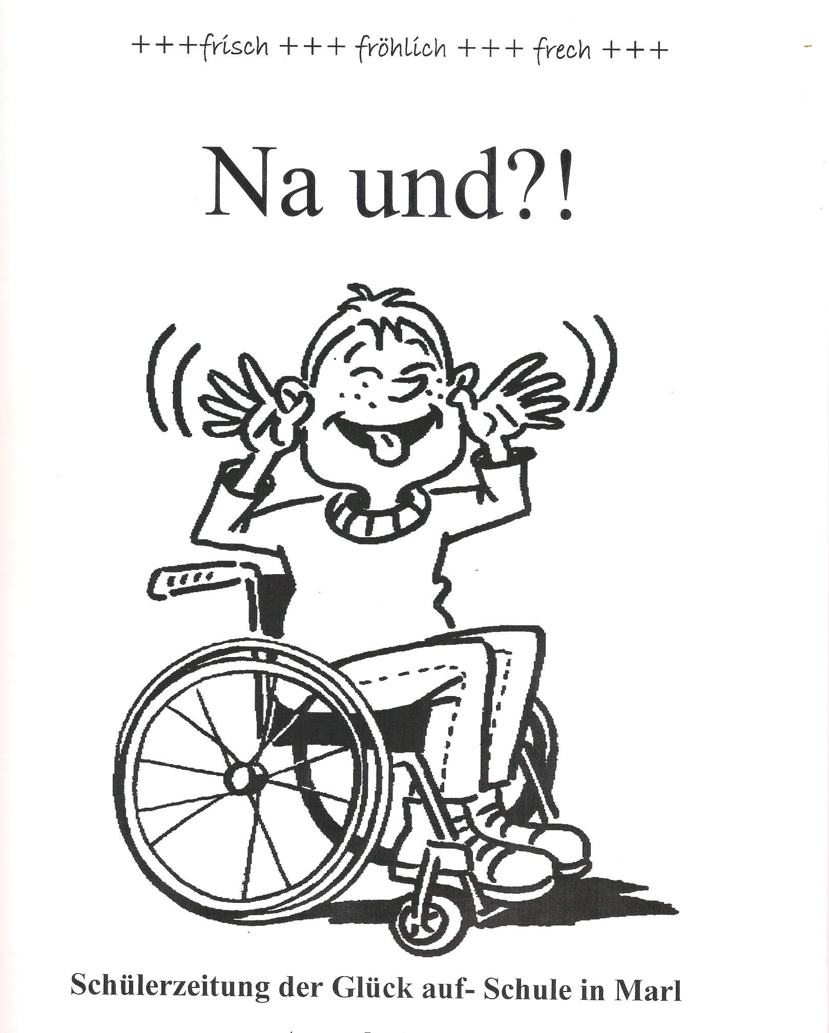 Schulzeitung - Na und?!